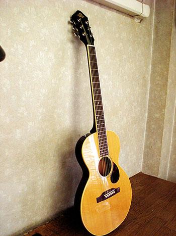 オリジナルギター製作02