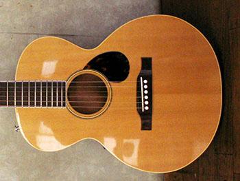 オリジナルギター製作03